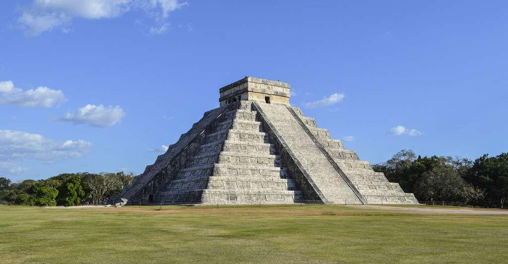 Temple Maya. © Darvinsantos, DP