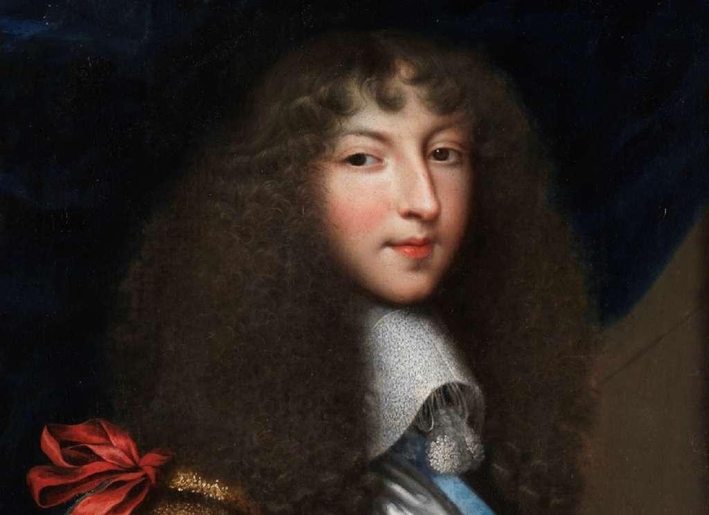 Louis XIV jeune, par Jean Nocret vers 1655. Musée du Prado, collection royale, Madrid. © Musée du Prado, Wikimedia Commons, domaine public