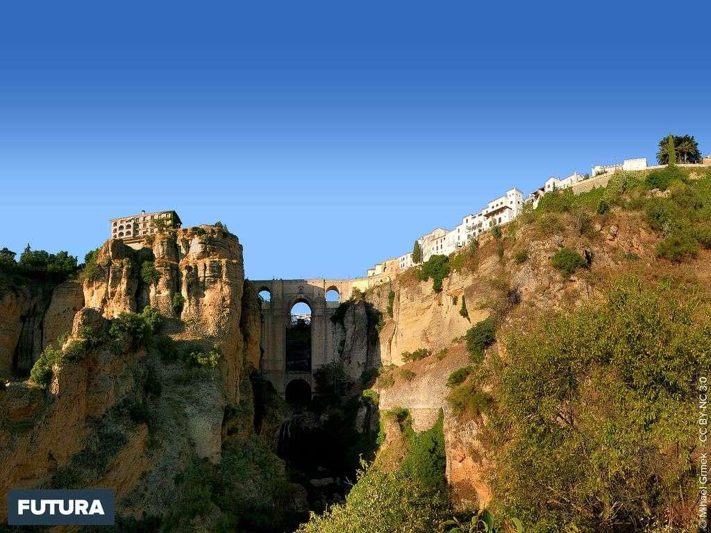 Ville Ronda - Andalousie
