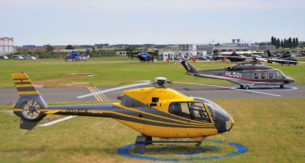 Le Colibri EC120-B d'Eurcopter