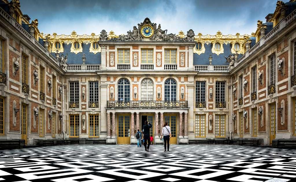 Le château de Versailles. © Elie, fotolia