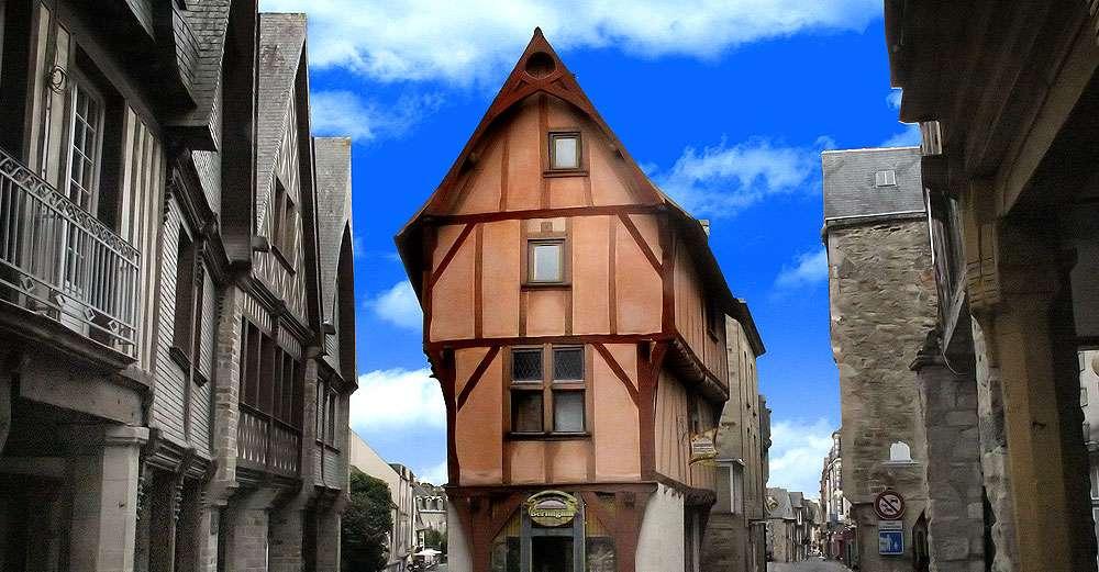 Maison à colombages rue de la Poterie. © Thierry de Villepin, CC by-sa 3.0