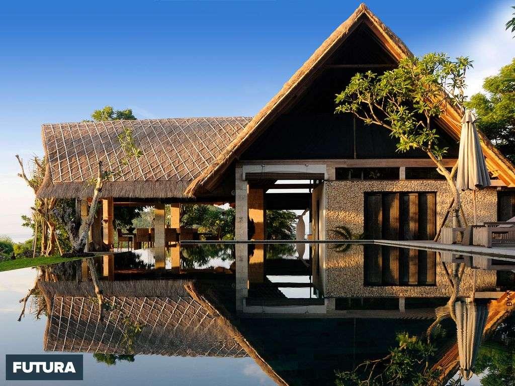 Jeda villa à Bali - Indonésie
