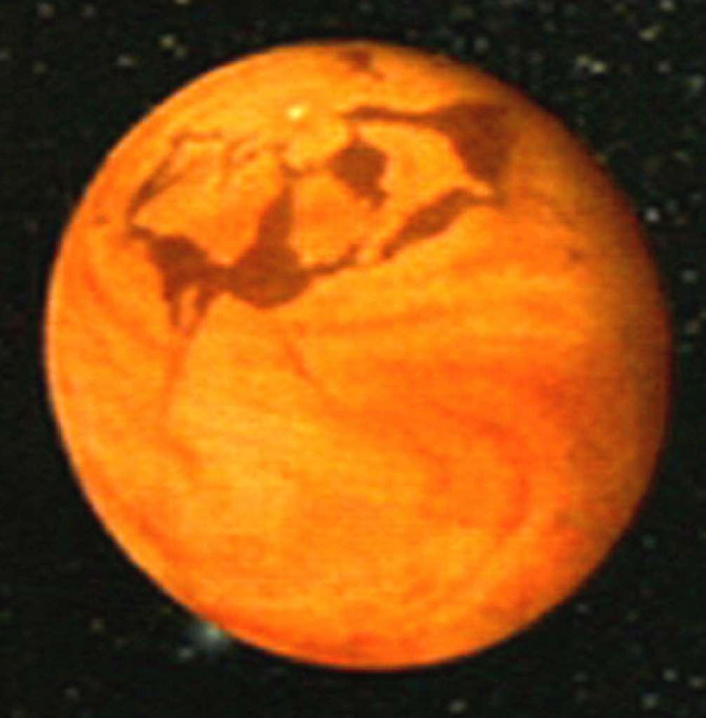 La planète Arrakis dans la première adaptation de Dune, réalisée par David Lynch en 1984. © Universal Pictures
