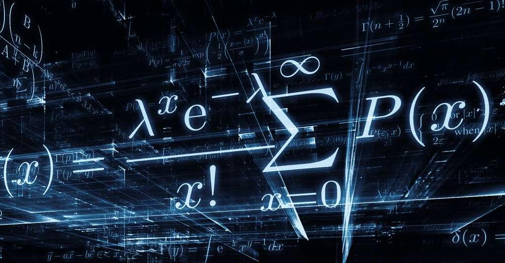 Découvrez l'histoire des mathématiques en 10 dates clés. © Agsandrew, Shutterstock