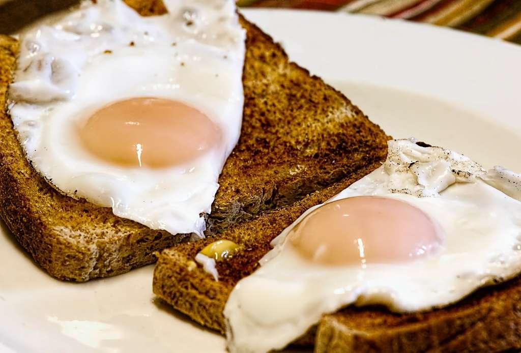 Selon une récente étude, consommer suffisamment de protéines chaque jour protégerait contre d'éventuelles fragilités après 65 ans. © Pixabay