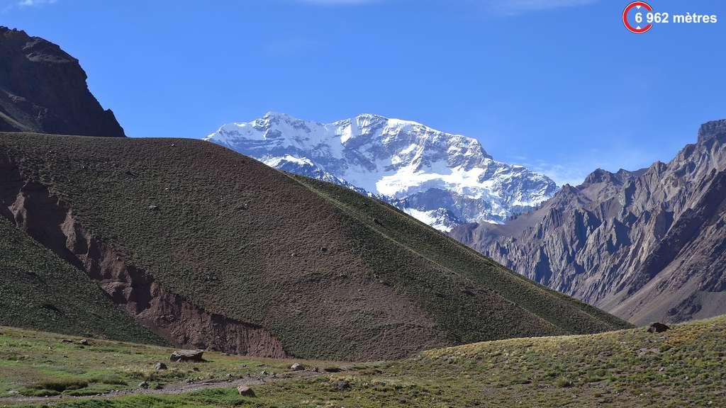 Aconcagua, le « colosse de l'Amérique »