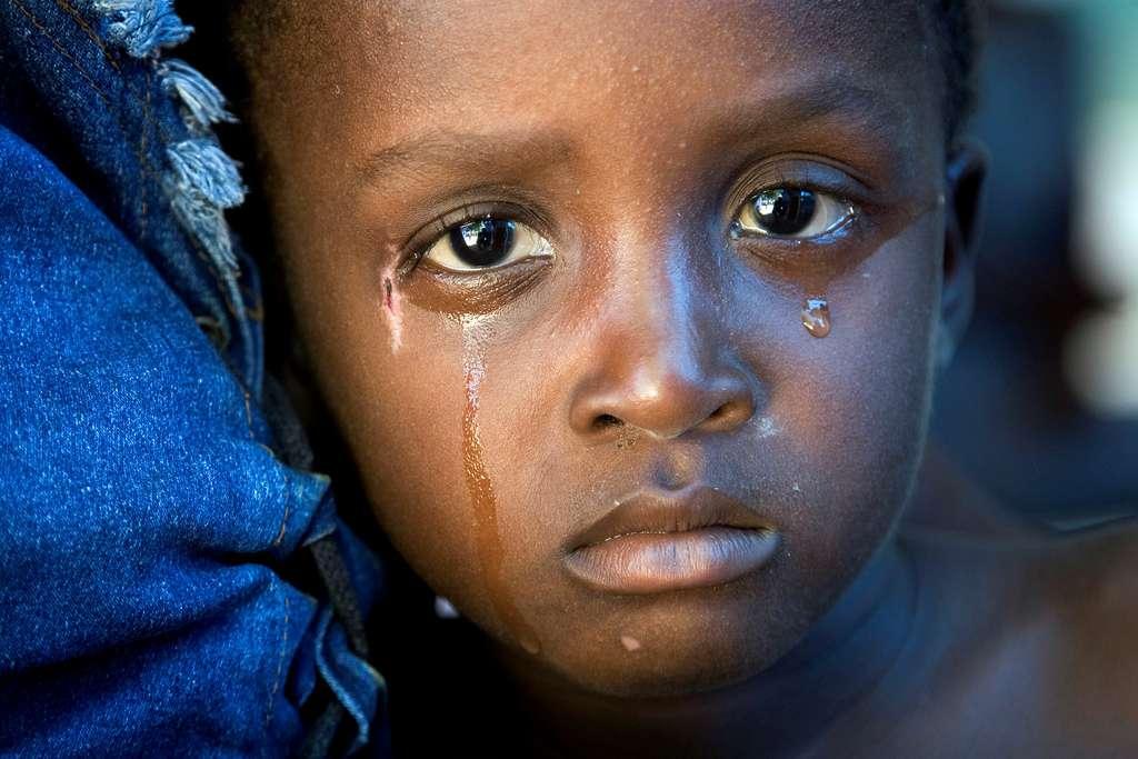 Avec quelques efforts financiers, on pourrait sauver la vie de 74.000 enfants dans le monde chaque année en luttant contre la tuberculose, d'après l'OMS. © United Nations Photo, Fotopedia, cc by nc nd 2.0