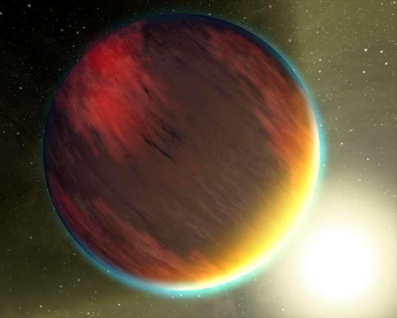 L'atmosphère des exoplanètes