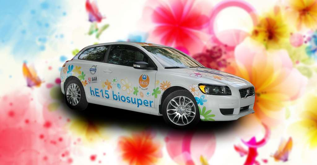 La voiture HE15 Biosuper. © Hanskeuken CC BY-SA 3.0