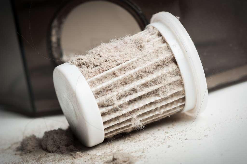 Pensez à nettoyer le bac à poussière régulièrement. © NorGal, Adobe Stock