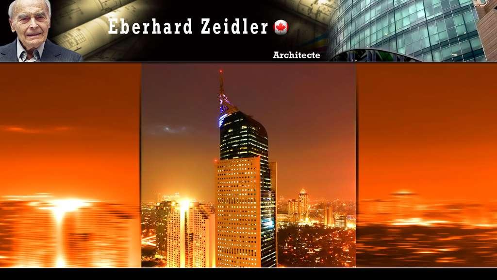 La Wisma 46 à Djakarta en Indonésie, par Eberhard Zeidler