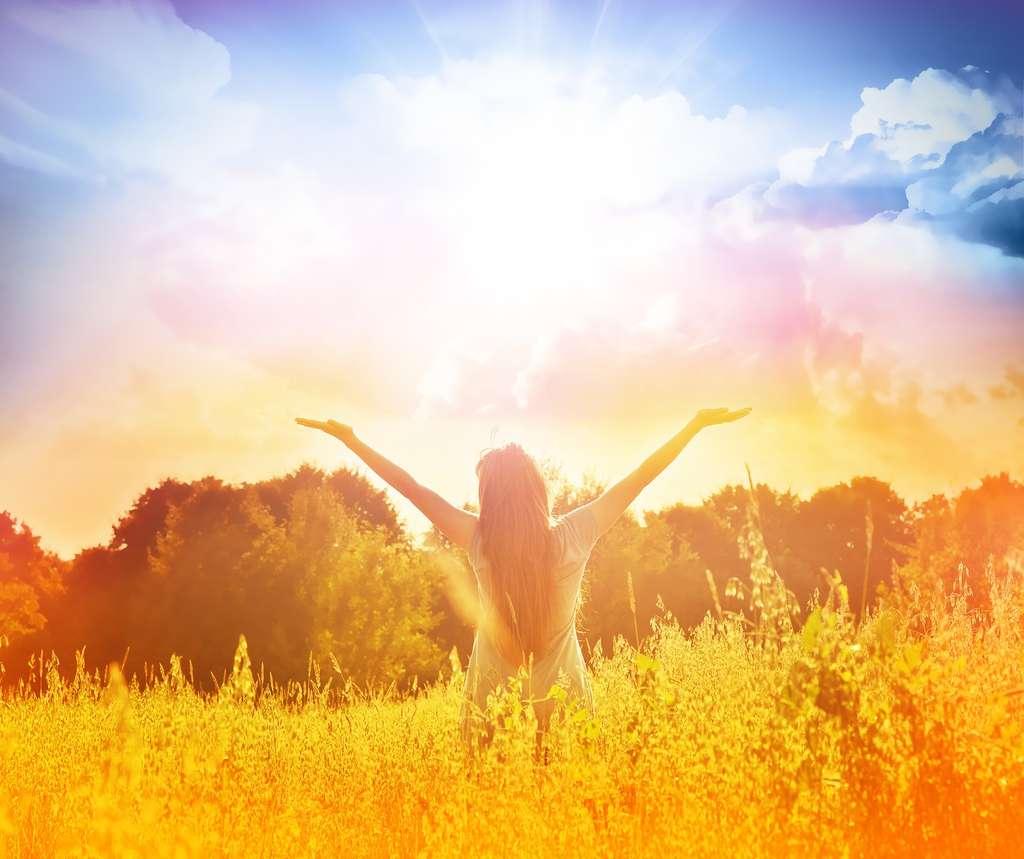 La lumière du soleil agit sur la sérotonine et la vitamine D. © Catwoman, Fotolia