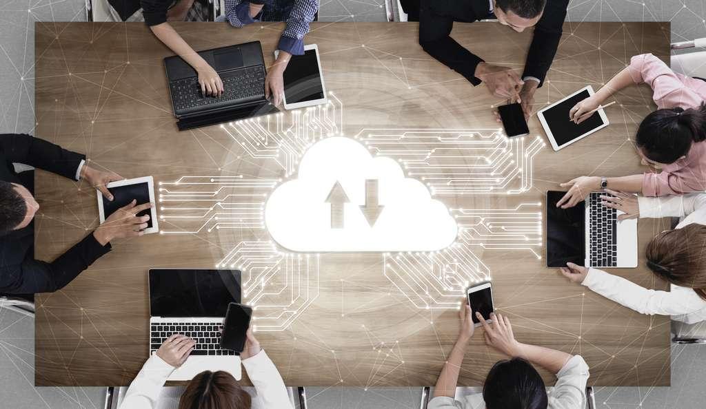 Il existe de nombreux avantages pour utiliser la technologie VMware Cloud Director pour les entreprises. © VMWare Ikoula