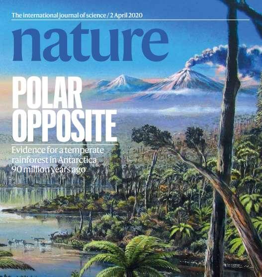 L'étude a fait la Une de la prestigieuse revue Nature. © Nature