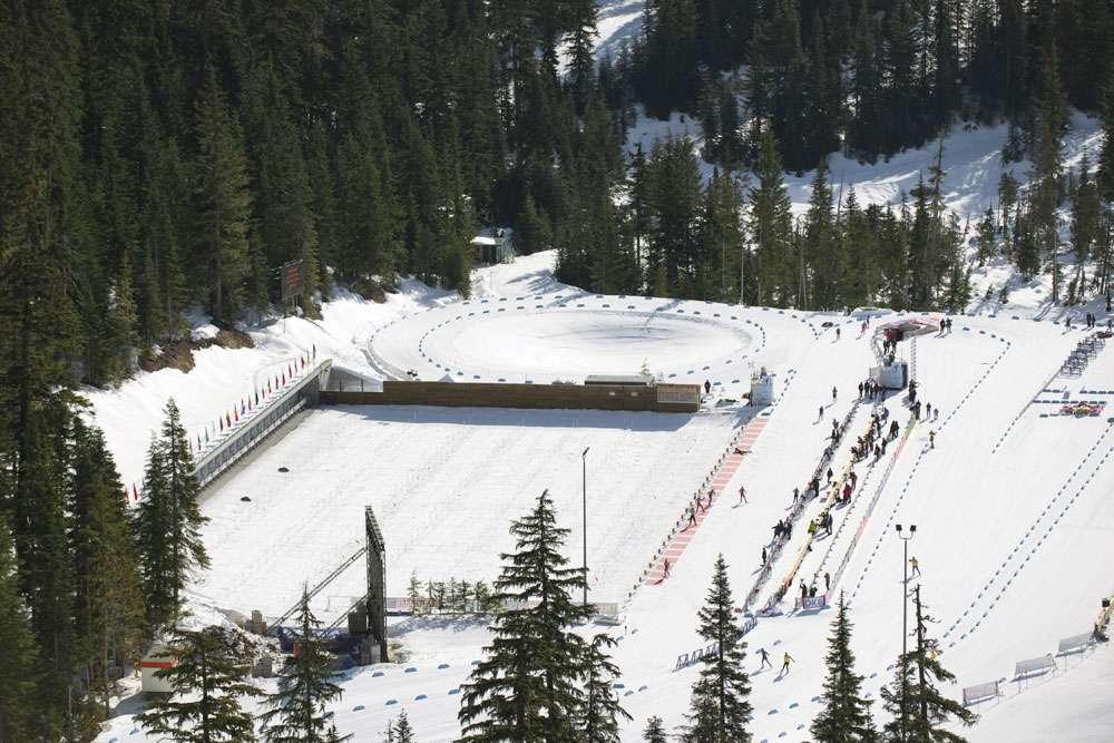 Vancouver 2010 Biathlon et ski de fond