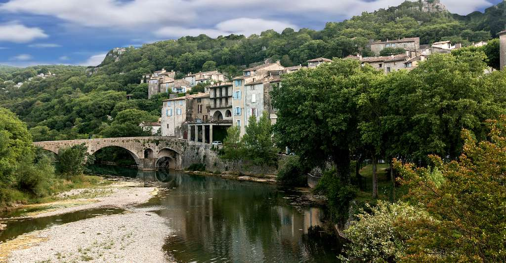 Sauve-Quai du Vidourle. © Daniel VILLAFRUELA, Wikimedia commons, CC by-sa 4.0