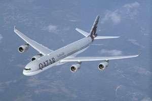 L'aviation explore de plus en plus la voie des carburants alternatifs. Ici un avion utilise du kérosène à base d'hydrocarbure liquide de synthèse (GTL). © Qatar Airways