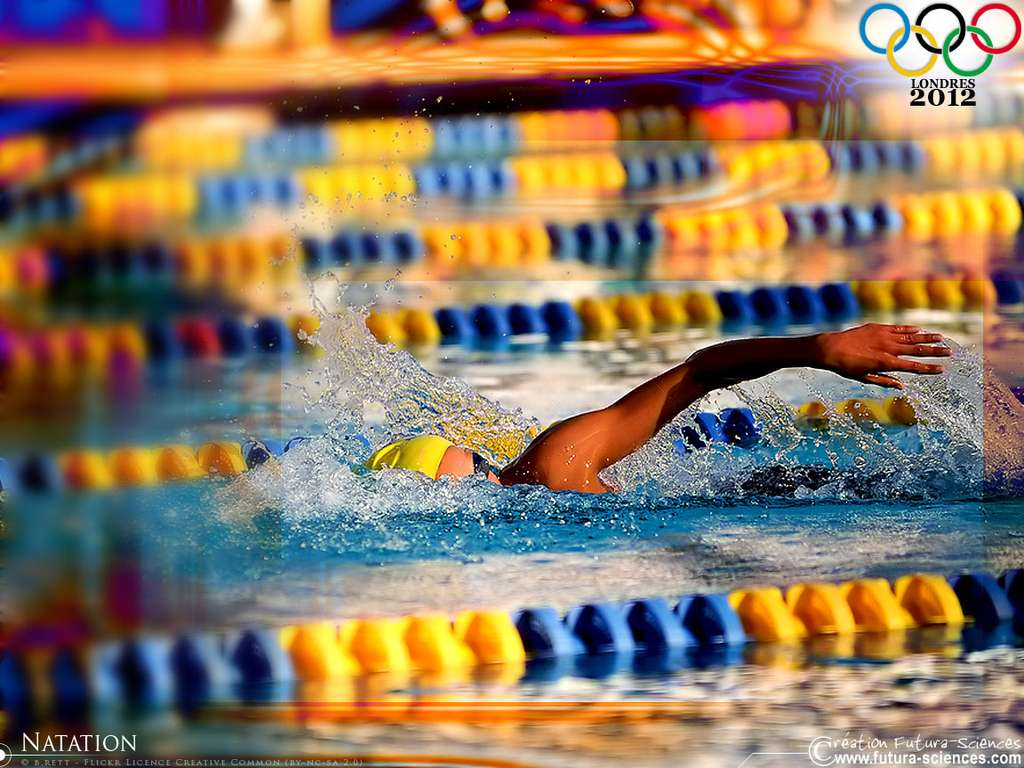 Jeux Olympiques : Natation
