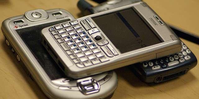Le vol des données d'un smartphone est possible. © Sklathill, CC
