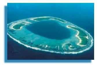 Atoll, B Salvat, Polynésie Française