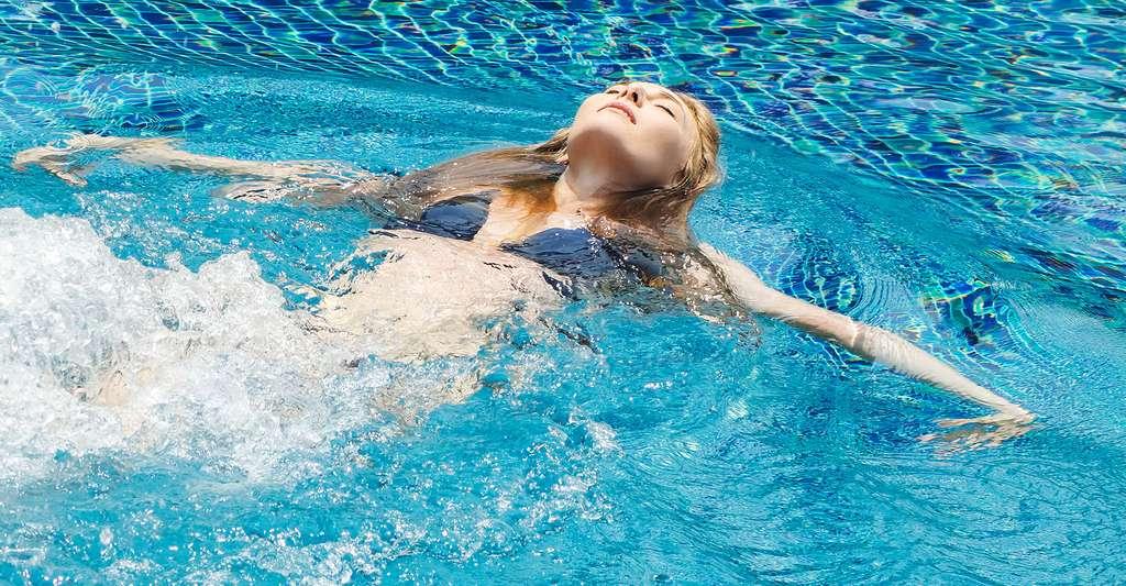 Spa de nage. © Sc0rpi0nce, Shutterstock