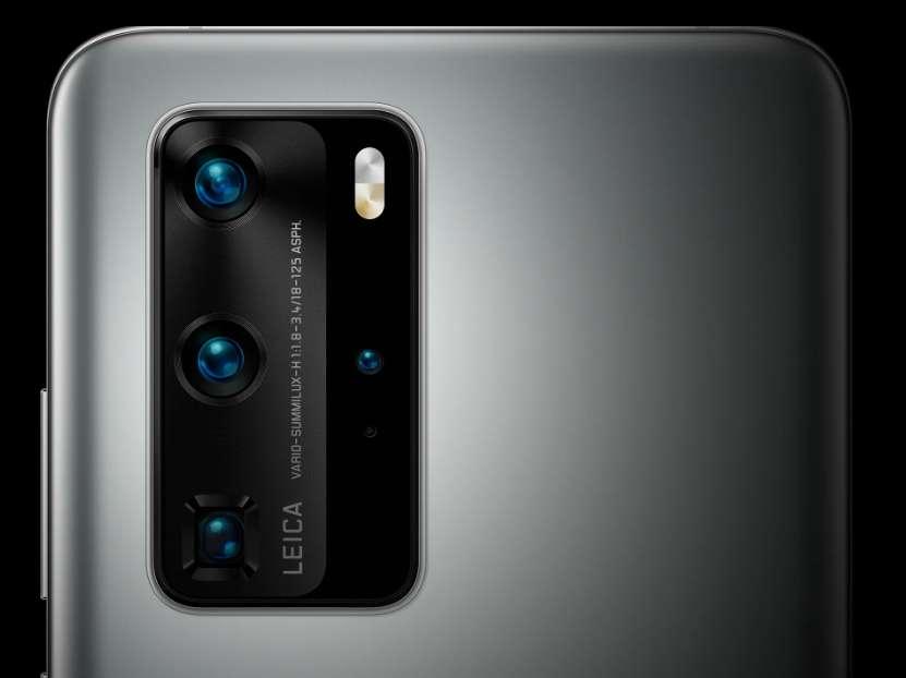 L'optique Leica est tout simplement la meilleure du marché aujourd'hui. © Huawei