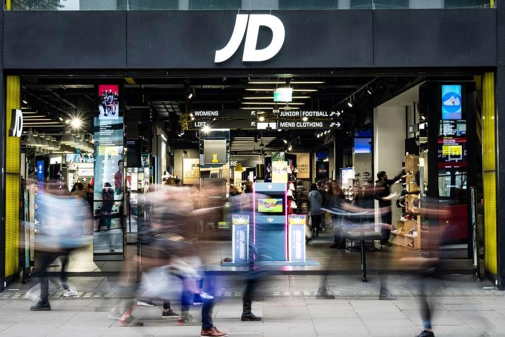 Boutique JD Sports à Londres, William, Adobe Stock