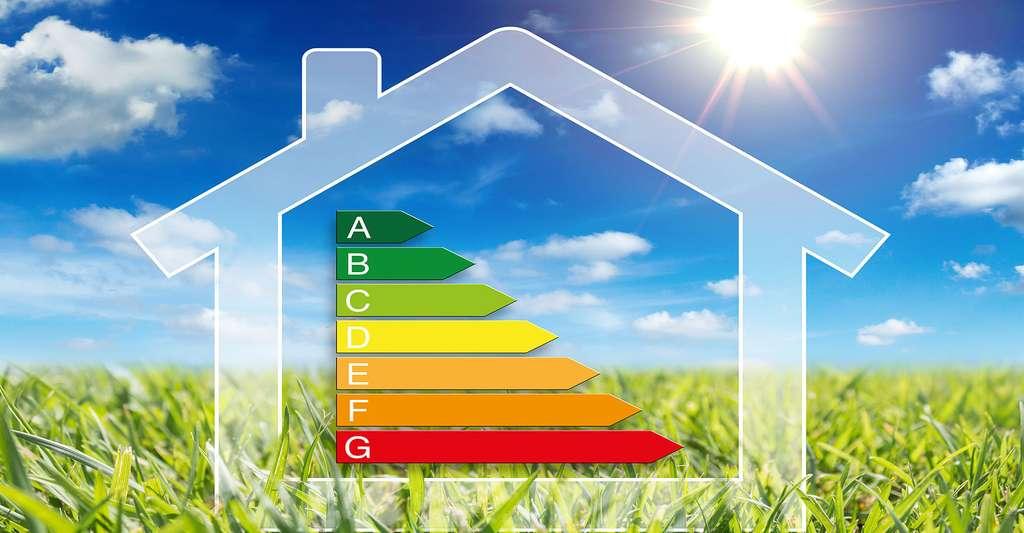 Effinergie est à l'origine du label BBC. © Romolo Tavani, Shutterstock