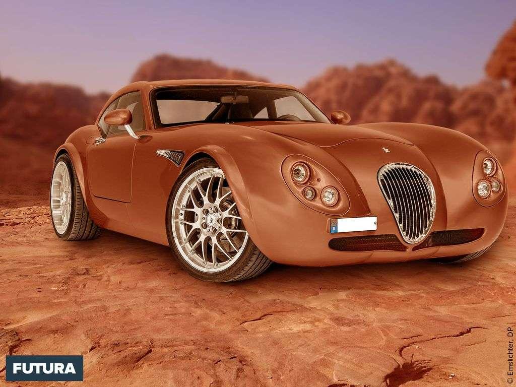 Le roadster néo-rétro : Wiesmann GT MF4