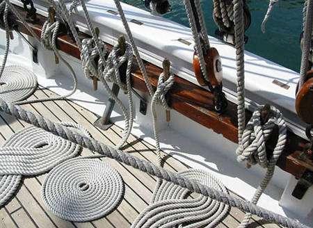Rochefort est célèbre pour sa Corderie royale. Le bâtiment fut utilisé pour réaliser les cordages de la marine royale. © DR