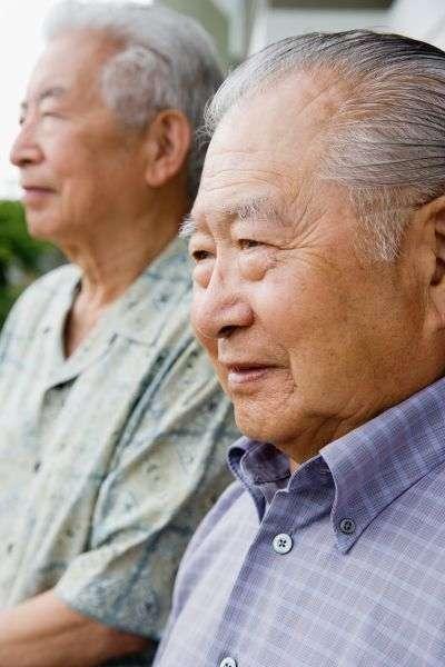 Le Japon est l'un des pays où l'on trouve le plus de centenaires. En 2011, ils étaient plus de 47.000. © Blend Images, shutterstock.com