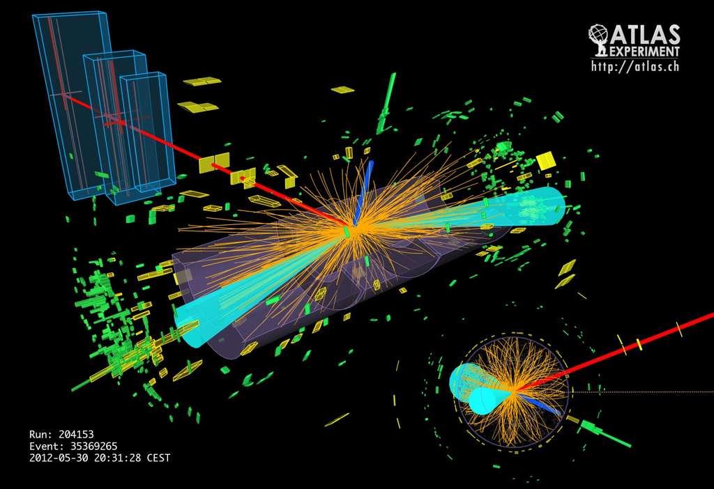 Le boson de Higgs se manifeste encore