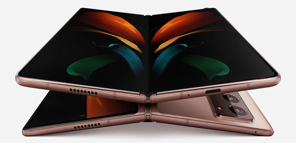 Le Galaxy Z Fold2 5G de Samsung sera disponible à partir du 18 septembre 2020. © Samsung