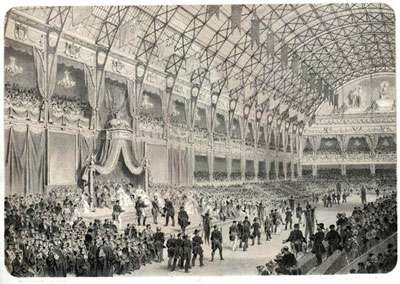 Exposition universelle 1855