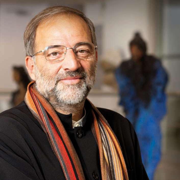 Le neurobiologiste Yehezkel Ben-Ari est le fondateur de l'Institut de biologie de la Méditerranée. Il aborde la problématique de l'autisme en se focalisant sur les changements cérébraux que la maladie implique. © P. Latron, Inserm