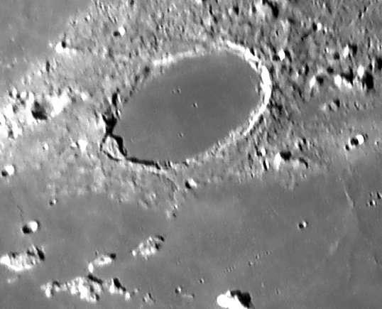 Lune - Plato