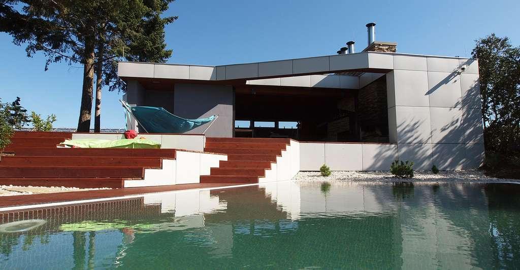 Exemple d'une maison intelligente. © Jan Prucha - CC BY-SA 3.0
