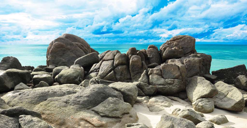 Chaos granitique de Brignogan. © Kritchanut Shutterstock