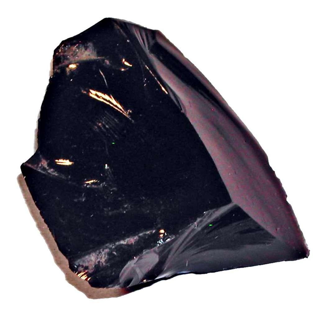 Obsidienne. © DP