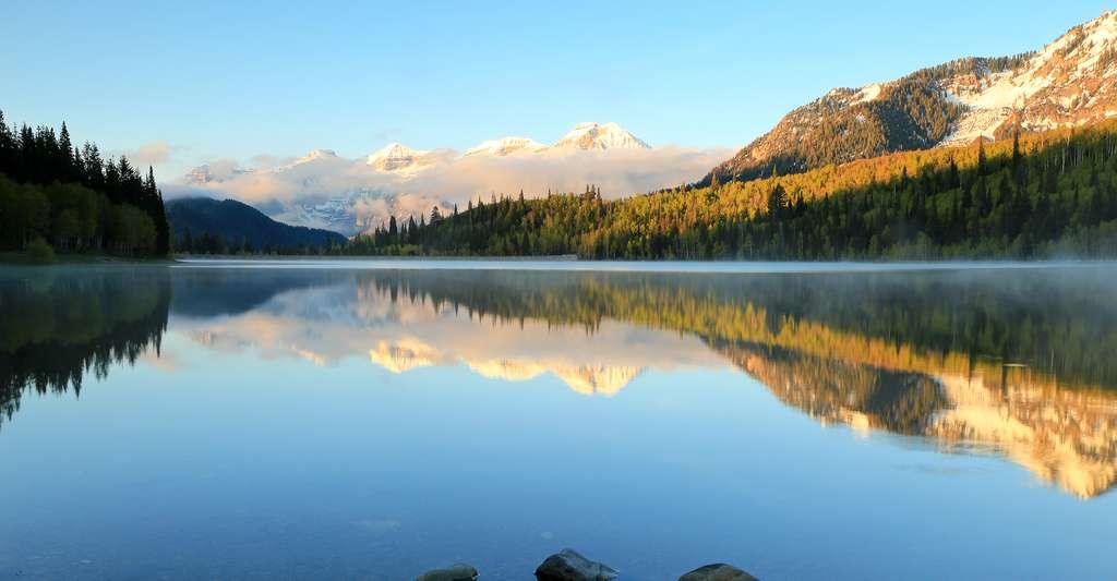 Lac dans l'Utah, aux États-Unis. © Johnny Adolphson, Shutterstock