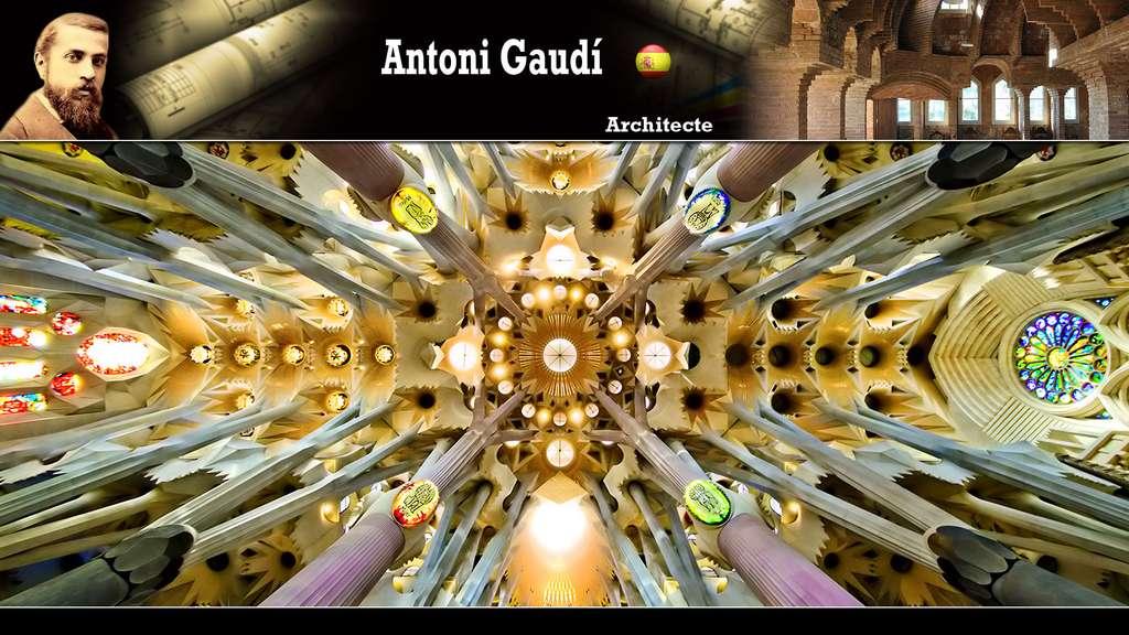 La Sagrada Familia (Antoni Gaudí)