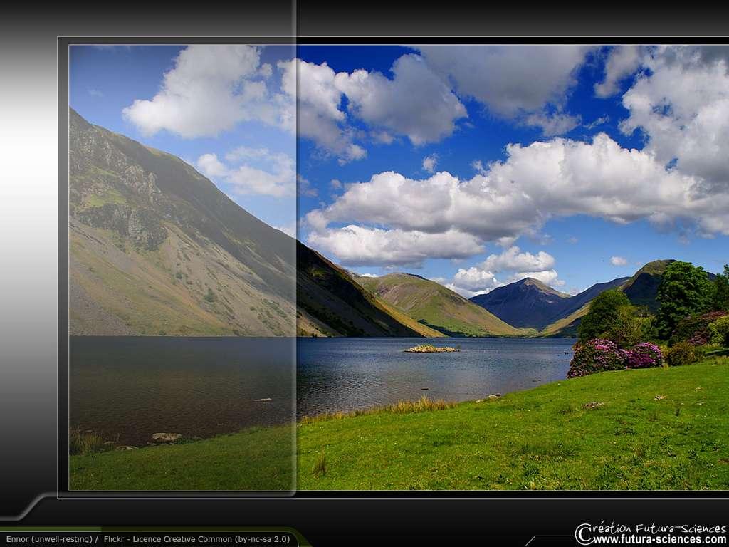 Lac - Grande Bretagne