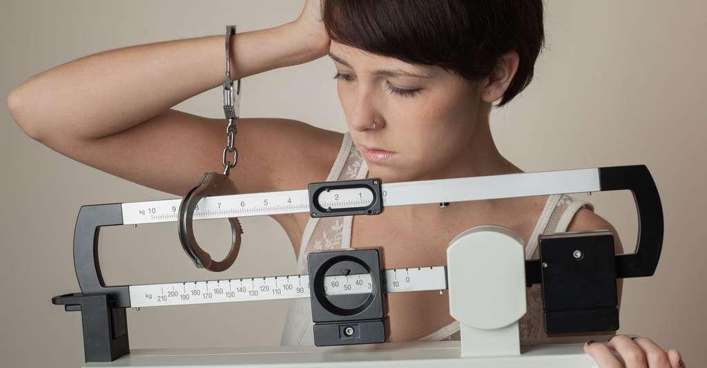 Comment sortir de l'anorexie ? © Esolla, Shutterstock