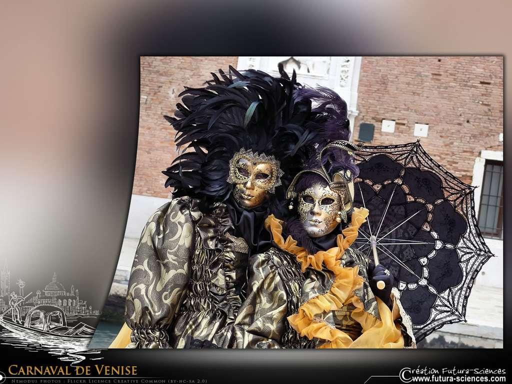 Carnaval de Venise - Toi et Moi