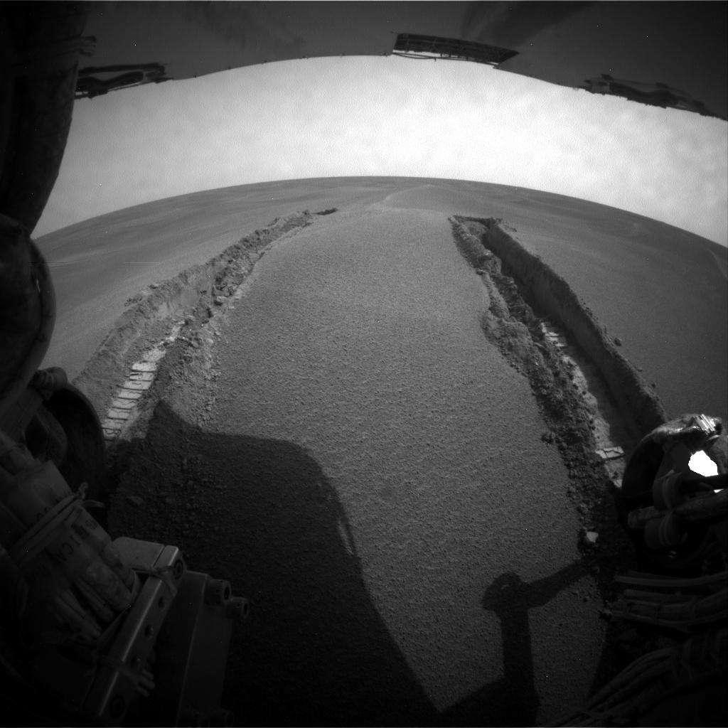 Mars : Opportunity enfin désensablé