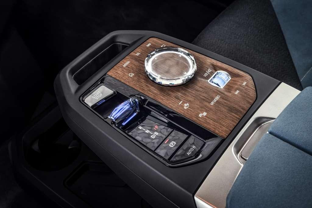 BMW iX. © BMW
