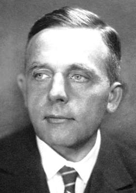 Figure 21. Otto Warburg, prix Nobel de médecine en 1931. © Nobelprize.org