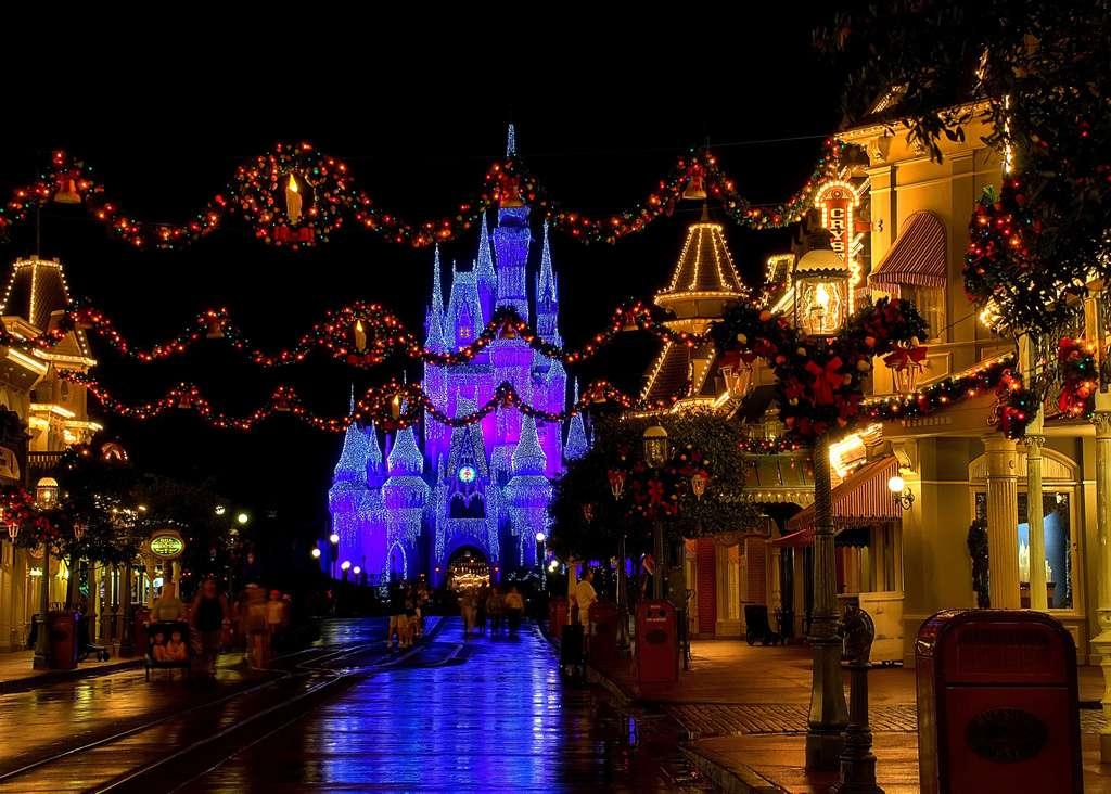 Noël chez Disney, aux États-Unis
